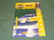 OPEL TEAM ROSBERG ITC NURBURG 1996 Press Book No.2